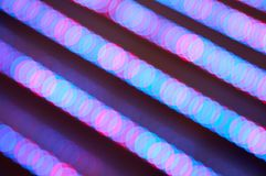 Abstract illumination lines Royalty Free Stock Photography