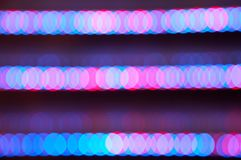 Abstract illumination lines Royalty Free Stock Photos