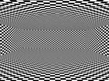 Abstract illusion Stock Photo