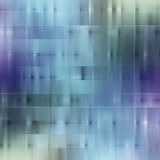 Abstract illustrated glass pattern Stock Photography
