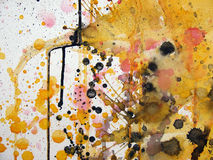 Abstract illustrated grunge background Royalty Free Stock Photo