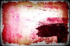 Abstract illustrated grunge background pattern Stock Photo