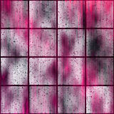 Abstract illustrated grunge background Stock Photography