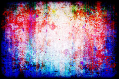 Abstract illustrated grunge background pattern Royalty Free Stock Photography