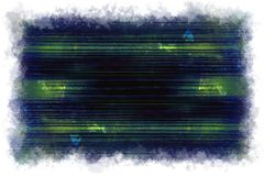 Abstract illustrated grunge background pattern Stock Photos