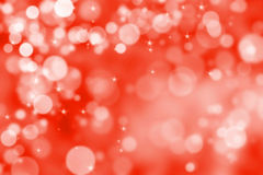 Abstract illustratie bokeh licht Stock Foto's
