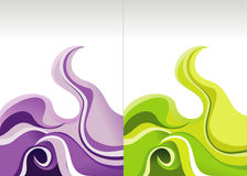 Abstract illustration Stock Photos