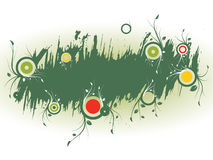 Abstract illustration, background, banner Stock Images