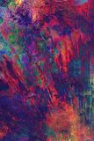 Abstract illustration background Royalty Free Stock Photography