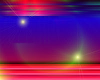 Abstract Illustration: Background Stripes Royalty Free Stock Photography