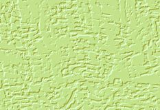 Abstract green background. Black, white blemishes with effect oil paint. Royalty Free Stock Photos