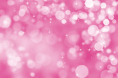 Abstract illustration bokeh light Royalty Free Stock Images