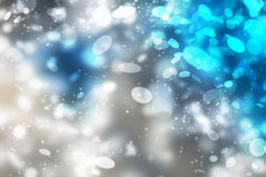 Abstract illustration bokeh light Stock Images