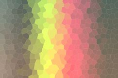 Abstract illustration of brown, yellow and red little hexagon background. Abstract illustration of brown, yellow and red little hexagon background vector illustration