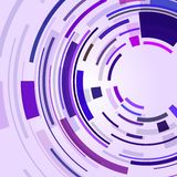 Abstract illustration, colorful background Royalty Free Stock Photos