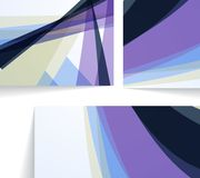 Abstract illustration, colorful composition. Stock Photo