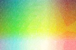 Abstract illustration of green, blue, orange and pink Color Pencil background. Abstract illustration of green, blue, orange and pink Color Pencil background stock illustration