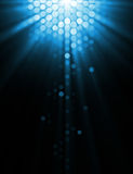 Abstract Illustration of Light Effects Stock Photography