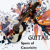 Abstract illustration or music flyer design Stock Photos
