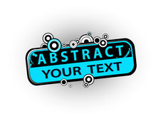 Abstract illustration. Vector Royalty Free Stock Images