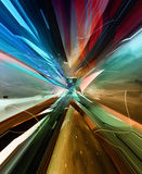 Abstract illustration. virtual background. Royalty Free Stock Images