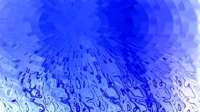 Blue background for website. Clear water. Royalty Free Stock Image