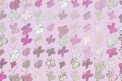 Abstract illustrations of butterfly, conceptual. Template, nature, background & cartoon. Abstract illustrations of butterfly, conceptual. Good for design vector illustration