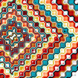 Abstract image,Abstract image, colorful graphics and tapestries Royalty Free Stock Images