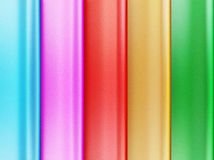 Abstract image of bands simulating silk. Can be used as texture, wallpaper or background Royalty Free Stock Photos