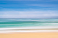 Ocean, wind and waves abstract Royalty Free Stock Images
