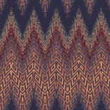 Abstract image, colorful graphics, tapestry. Vertical drawing Stock Photography