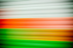 Abstract image of colors motion blur. Defocused Royalty Free Stock Photos