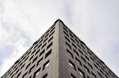 Abstract image of Commercial building Stock Photos