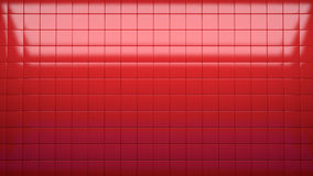 Abstract image of cubes pattern background with perspective. Random levels. wallpaper Stock Images