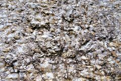 Abstract image of a gray white mountain layered stone, can be us royalty free stock image