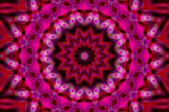 abstract image kaleidoscope stock Στοκ Φωτογραφίες
