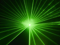 Abstract image of light show in disco Royalty Free Stock Photos