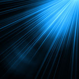 Abstract image of  lighting flare Royalty Free Stock Images