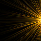 Abstract image of  lighting flare Royalty Free Stock Photos
