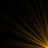 Abstract image of  lighting flare Stock Photography