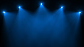 Abstract image of  lighting flare. On black background Stock Photography