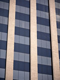 Abstract image of a office building in Tyler Texas Royalty Free Stock Photo