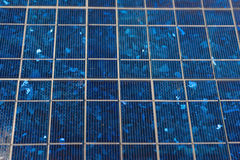 Abstract image of solar panels details Stock Photos