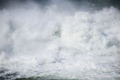 Abstract image  Strong flowing water Stock Images