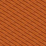 Abstract image in wood orange geometries Stock Image