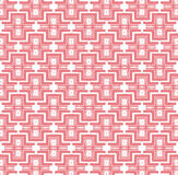 Abstract inca pattern Royalty Free Stock Images
