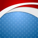 Abstract Independence Day background Stock Photos