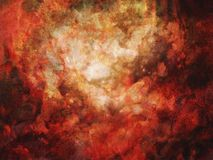 Abstract Inferno Stock Photo