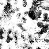 Abstract ink grunge texture vector Stock Photography