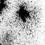 Abstract ink grunge texture vector Stock Photos